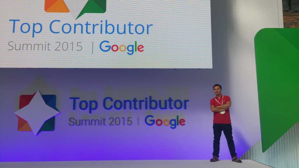 Google Ads Top Contributor