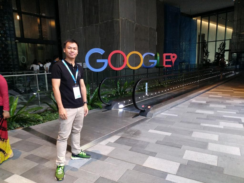 ตัวแทน Google Product Expert ของประเทศไทย